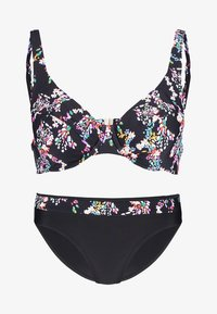 LASCANA - WIRE SET - Bikini - black - 4