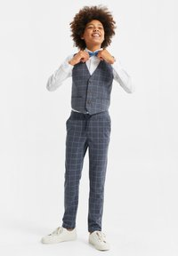 WE Fashion - Gilet elegante - grey - 0