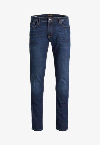 GLENN FELIX  - Slim fit jeans - blue denim