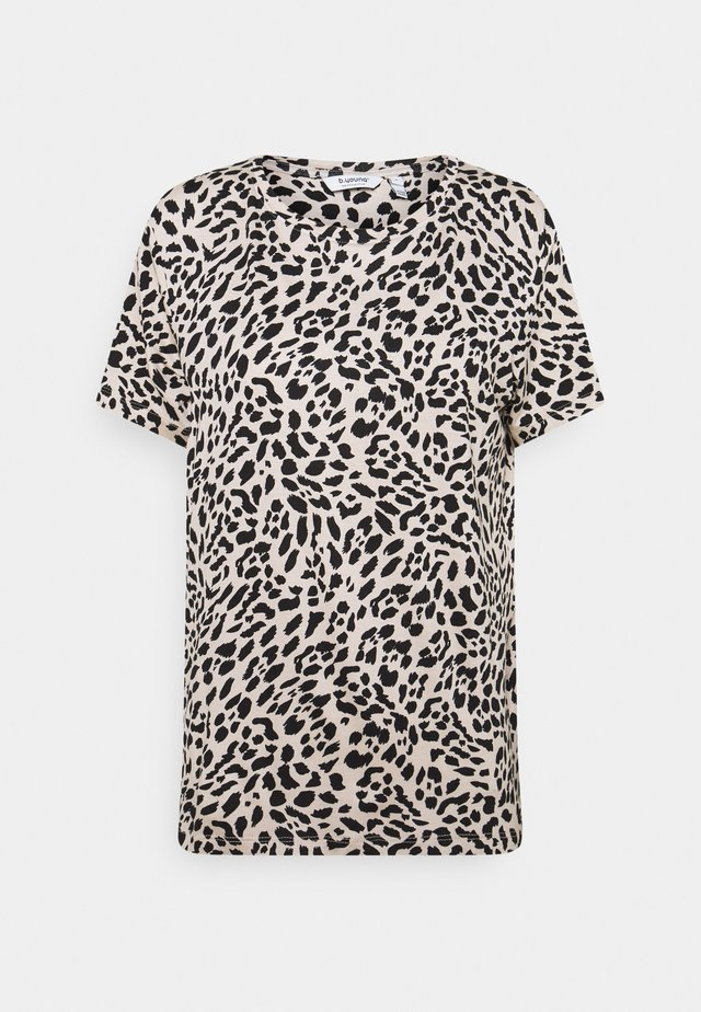 BYRILLO - T-shirt print - cement
