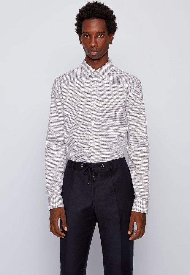 ISKO - Kostymskjorta - open orange