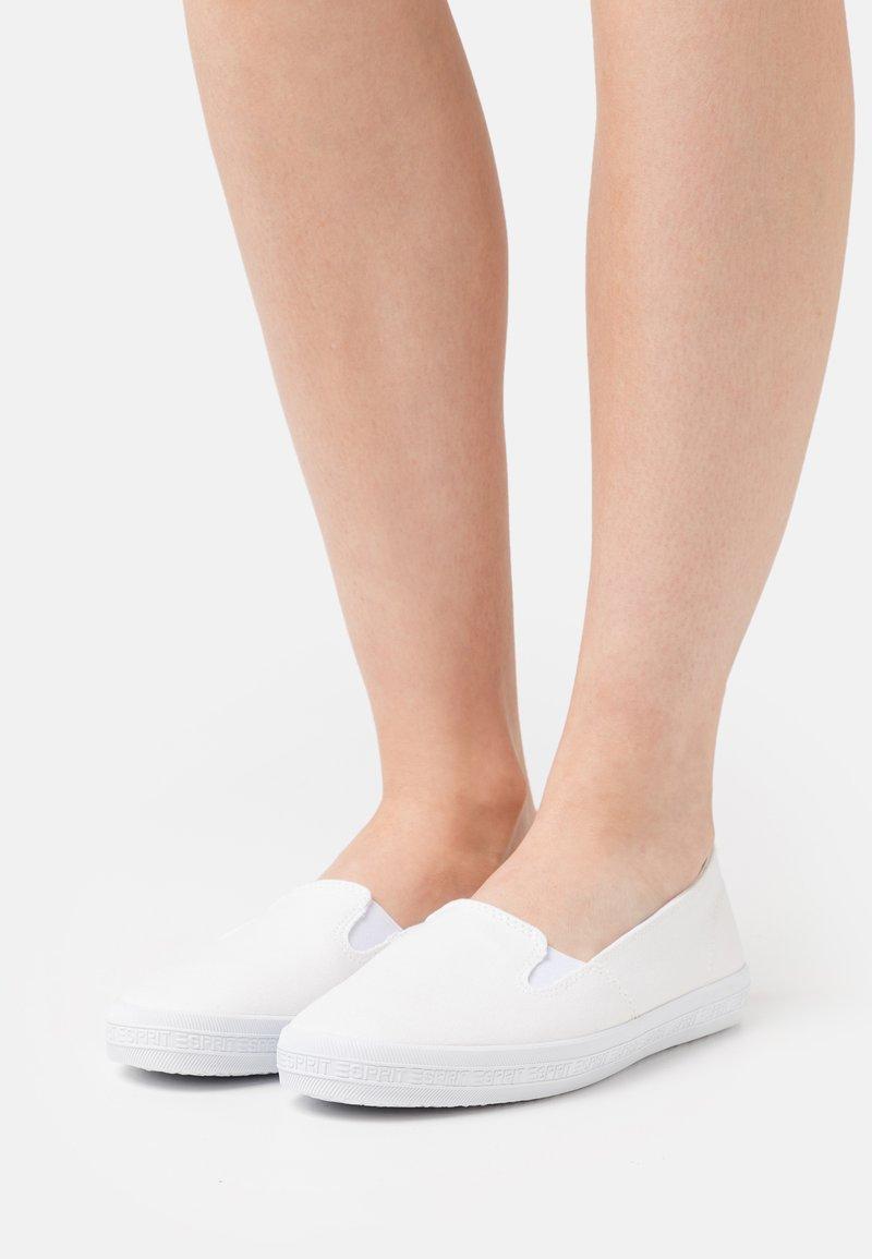 Esprit - NITA - Sneakers laag - white