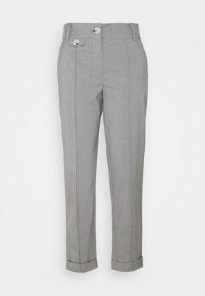 NUCARO PANT - Kalhoty - light grey melange