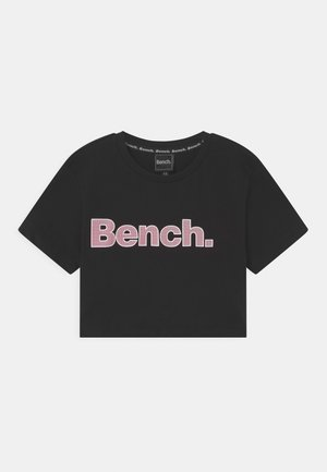 KAY - Print T-shirt - black