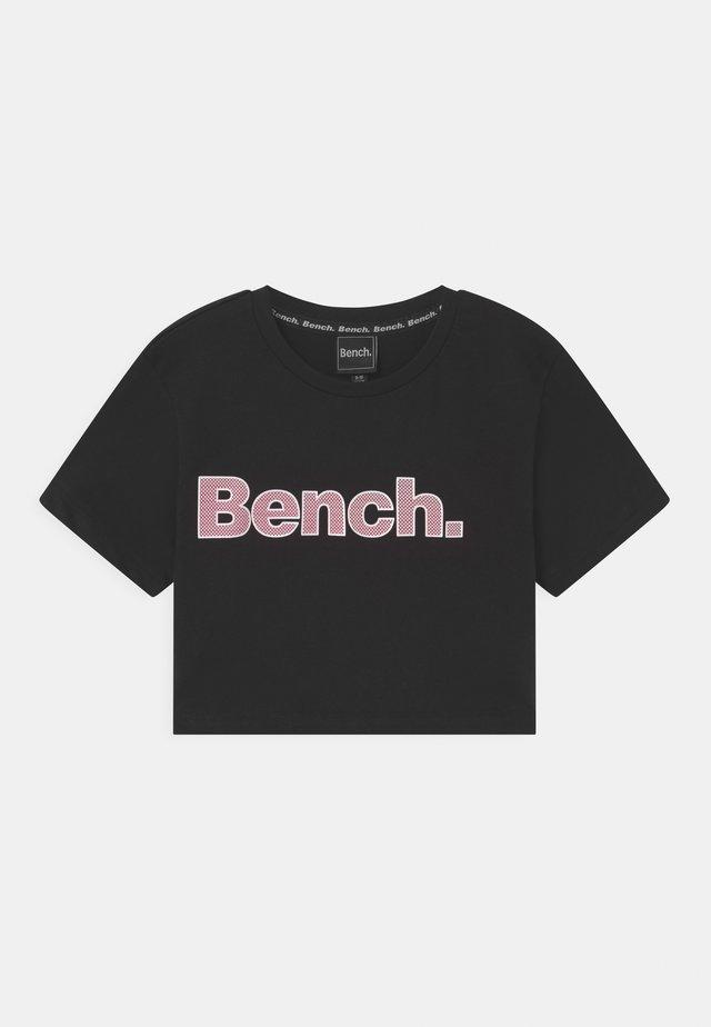 KAY - T-Shirt print - black