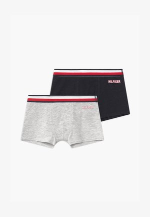 2 PACK - Boxerky - grey