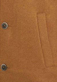 TOM TAILOR DENIM - Classic coat - hay beige - 6