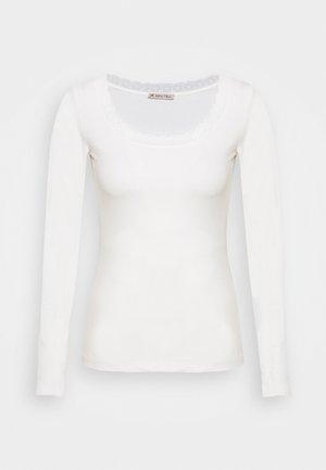 Camiseta de manga larga - offwhite