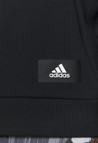 adidas Performance - Giacca sportiva - black/white - 5