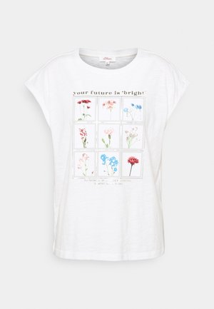 T-shirts med print - off-white