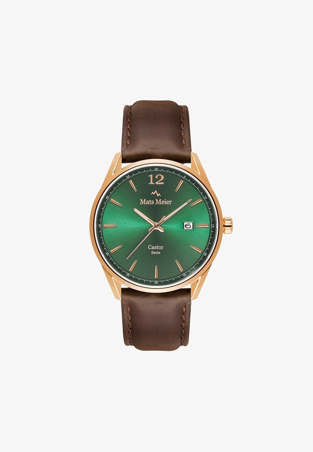 Watch - braun