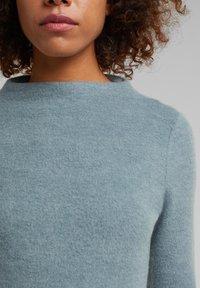 Esprit Collection - Gebreide jurk - grey blue - 3