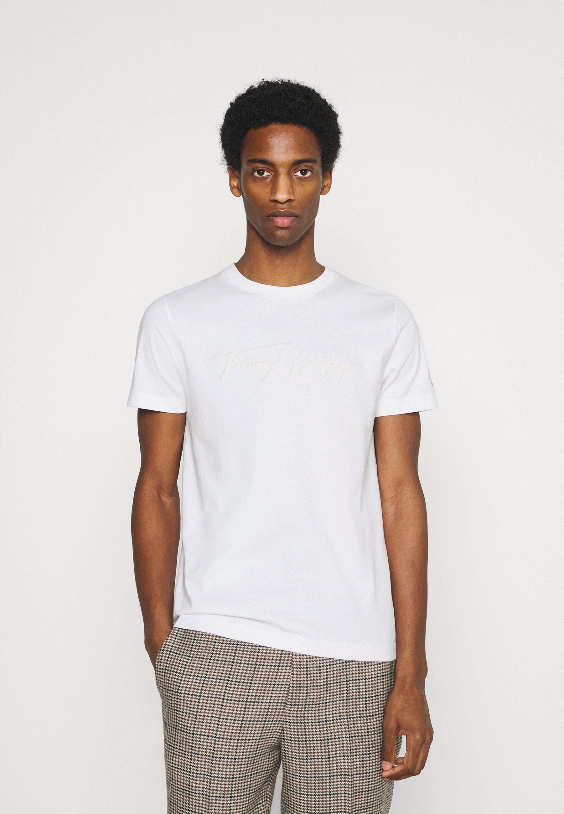 Men SIGNATURE GRAPHIC TEE - Print T-shirt