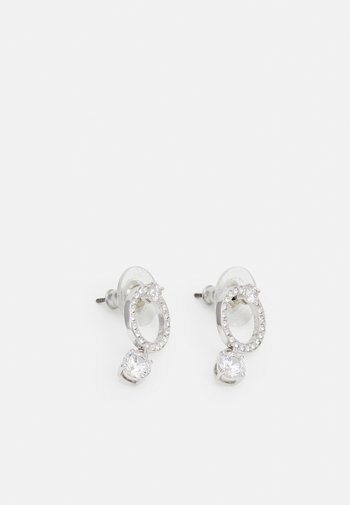 ATTRACT - Earrings - silver-ccoloured