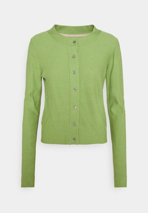 ESSENTIAL - Cardigan - jade green
