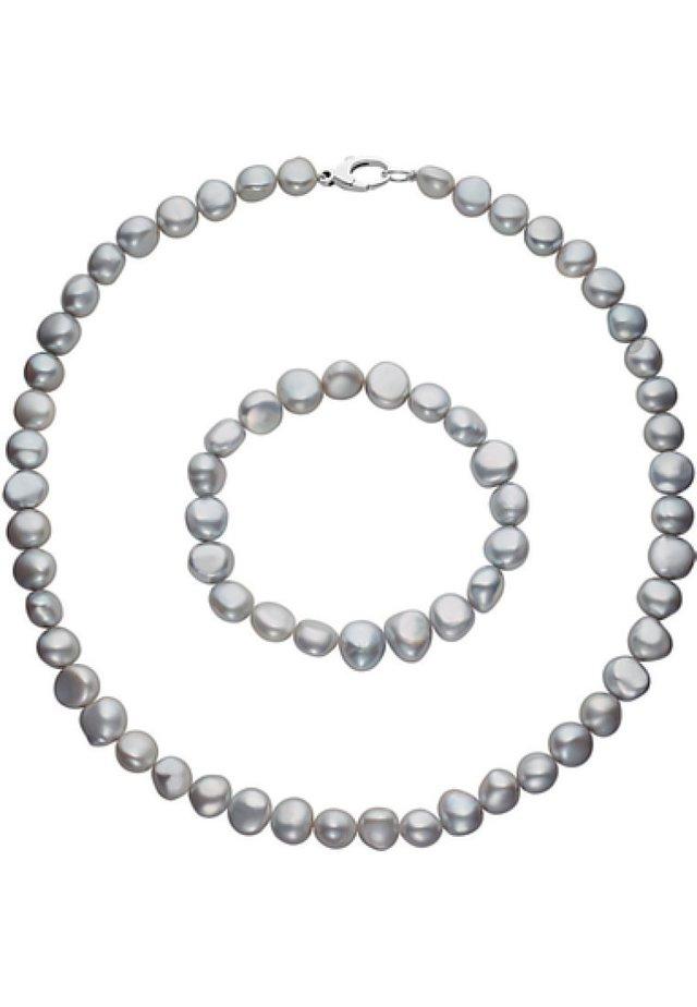 Necklace - anthrazit