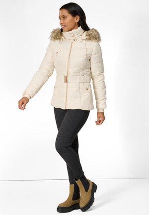 Winter jacket - natur