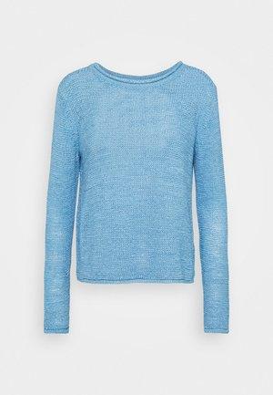 JDYMICHELLE SOLID - Jersey de punto - silver lake blue