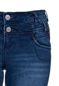 S'questo - Slim fit jeans - dark indigo - 2