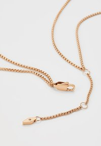 Fossil - CLASSICS - Necklace - roségold-coloured - 2
