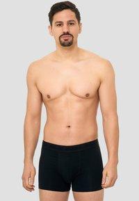 INDICODE JEANS - 7 PACK - Pants - black/grey/navy/white - 1