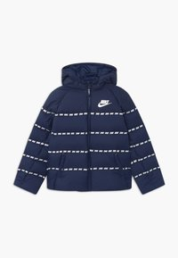 Nike Sportswear - UNISEX - Light jacket - midnight navy/white - 0