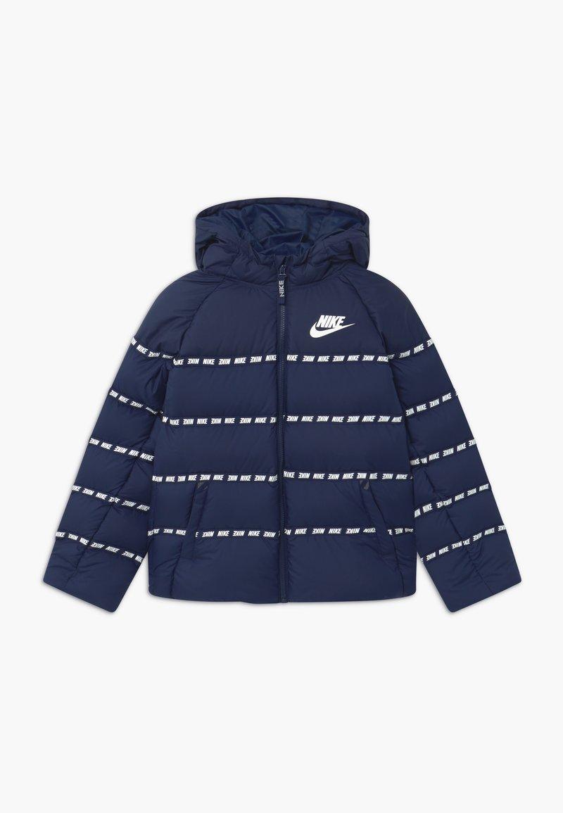 Nike Sportswear - UNISEX - Light jacket - midnight navy/white