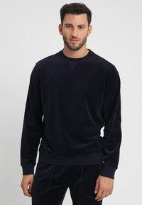 Jockey - Pyjamasöverdel - blue - 0