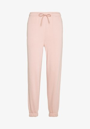CLEAN SOFT  - Tracksuit bottoms - pink