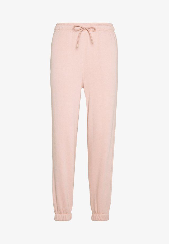 CLEAN SOFT  - Spodnie treningowe - pink
