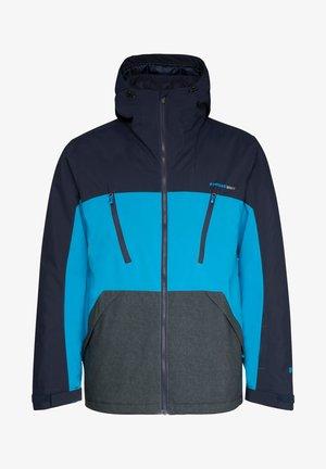 Winter jacket - marlin blue