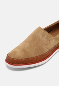 Clarks - BRATTON STEP - Sneakers laag - sand - 4