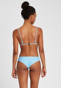 Volcom - SIMPLY SOLID TRI - Bikini top - coastal blue - 1