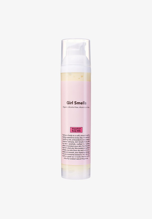BODY MILK 100ML - Moisturiser - grapefruit