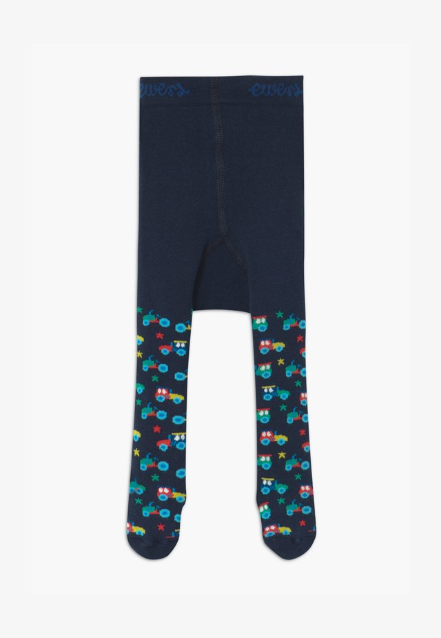 TRACTOR - Tights - navy
