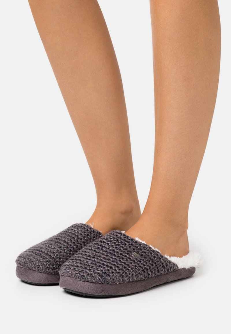 Esprit - BIRMINGHAM - Slippers - dark grey