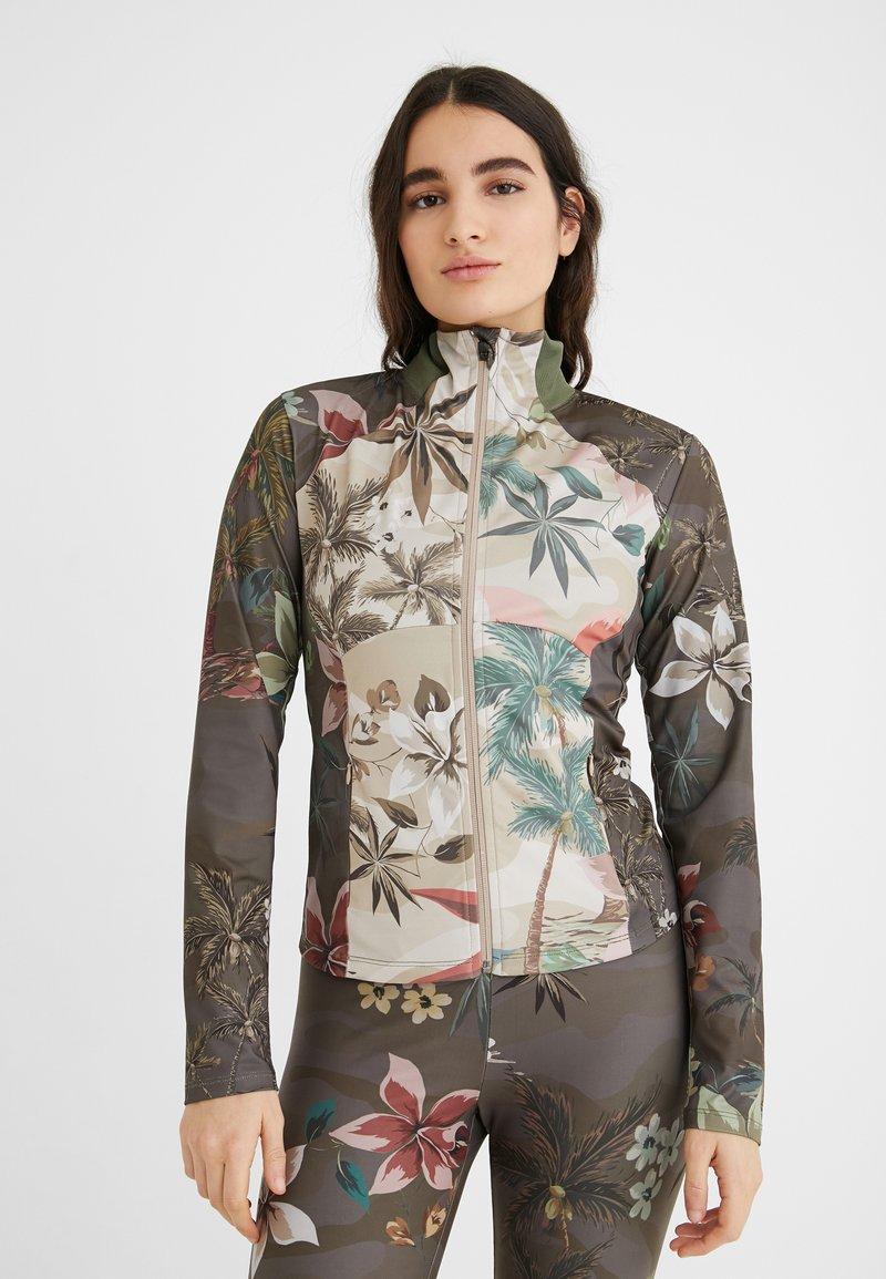 Desigual - Sweatshirt - brown