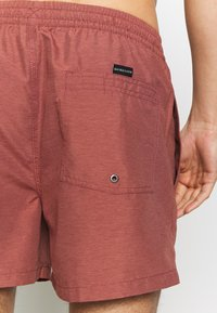 Quiksilver - Swimming shorts - apple butter heather - 4