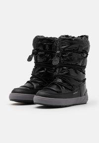 Geox - SLEIGH GIRL ABX - Winter boots - black - 1