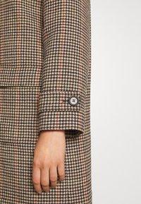 Alexa Chung - BLYTON DUFFLE COAT - Classic coat - brown/camel/rust/navy/green - 5