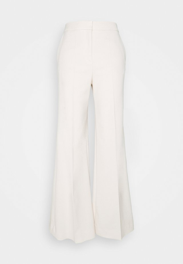LIGHTWEIGHT STRETCH TROUSER - Broek - cream