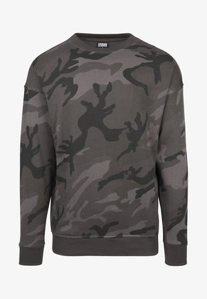 CAMO - Sweatshirt - dark