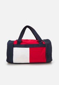 Tommy Hilfiger - CORPORATE CONV BACKPACK DUFFLE UNISEX - Sports bag - dark blue - 0