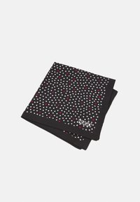 HUGO - POCKETSQUARE - Pocket square - black - 1