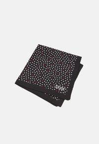 POCKETSQUARE - Pocket square - black