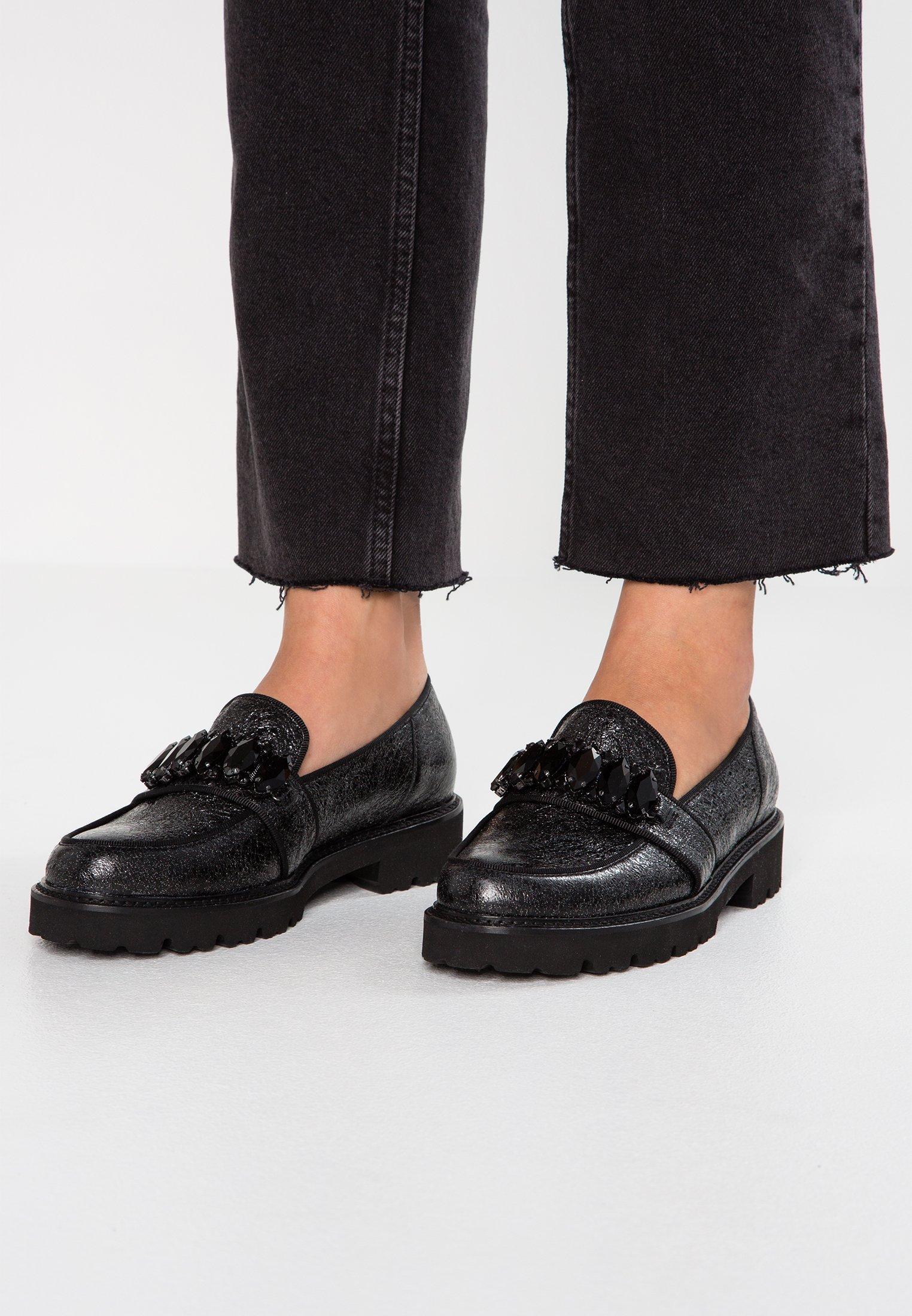 Silberne Schuhe für Damen versandkostenfrei kaufen  ZALANDO