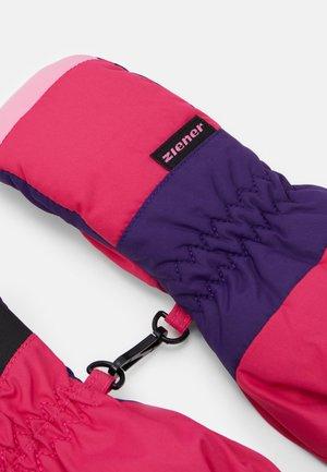 LIWI MINIS GLOVE UNISEX - Lapaset - pop pink