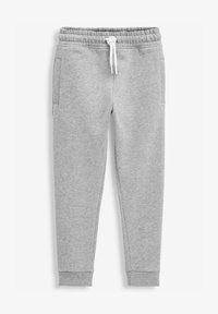 Next - SUPER SUEDED - Tracksuit bottoms - grey - 0