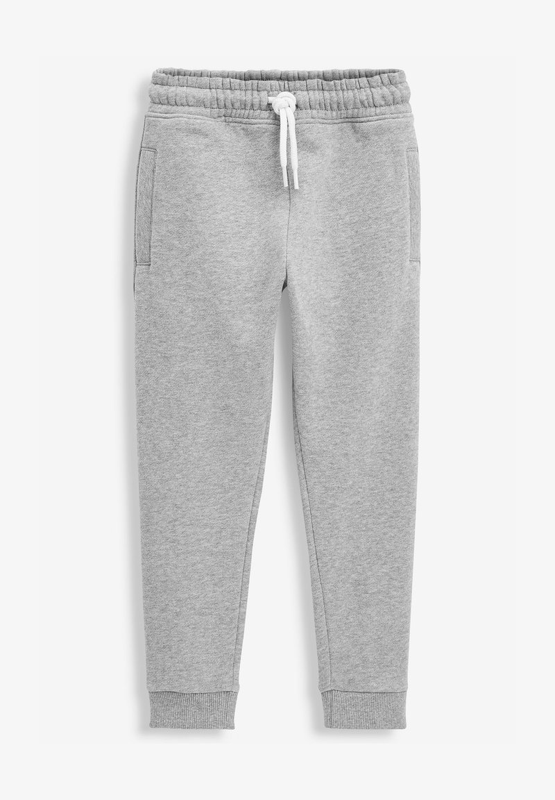 Next - SUPER SUEDED - Tracksuit bottoms - grey