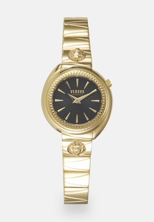 TORTONA - Watch - gold-coloured/black
